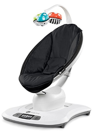 baby swing with adjustable seat