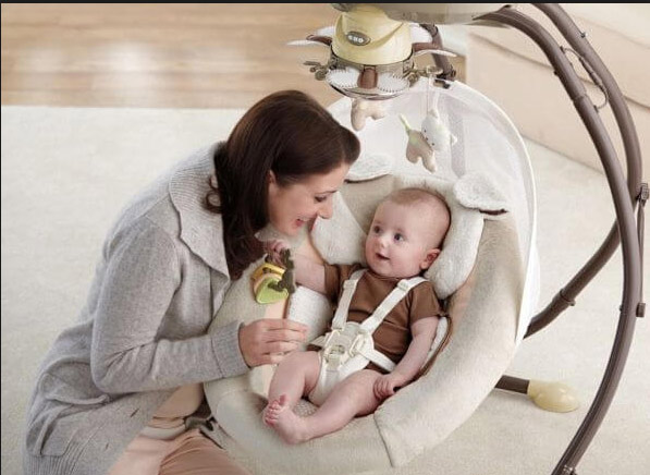 10 Best Baby Swing That Swings Both Ways Reviews: ULTRA Guides