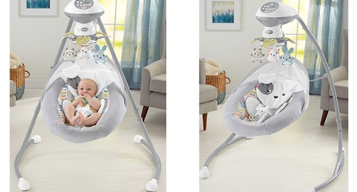 what's the best baby swing to buy