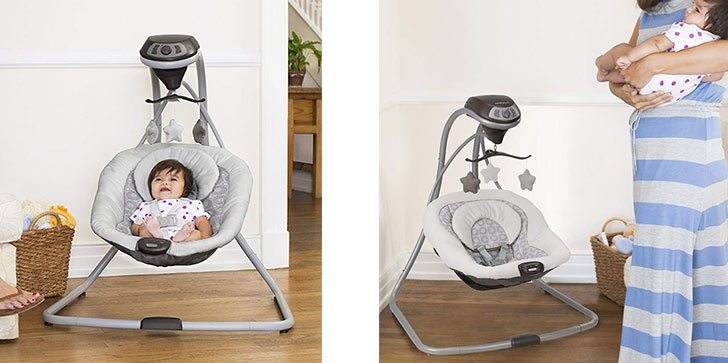 best baby swings under $100