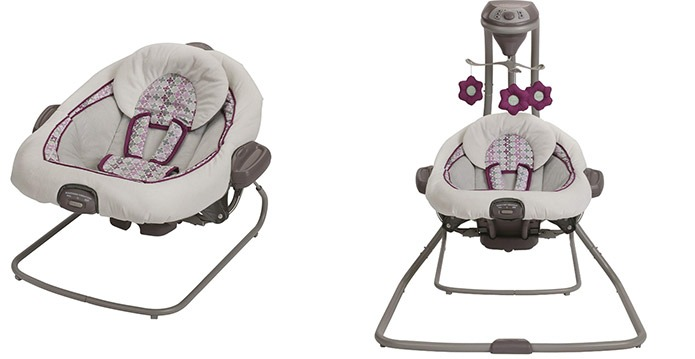 best baby swing bouncer combo