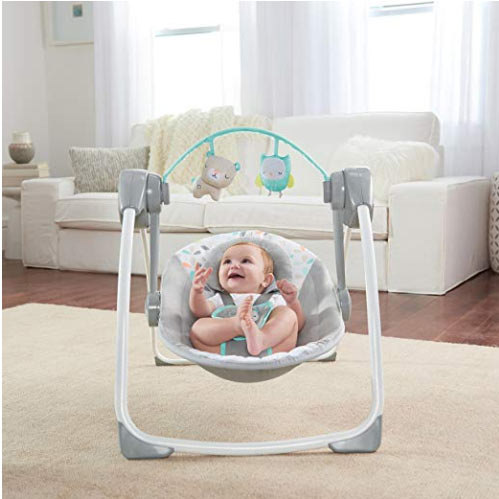 best rated infant swing