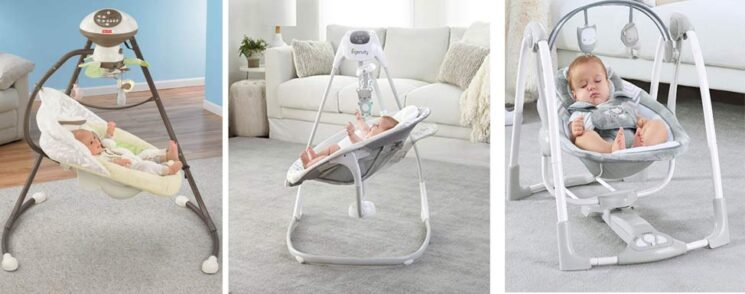 top rated baby swings