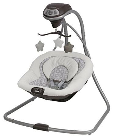 best baby swing vibrate