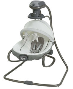 graco side to side baby swing