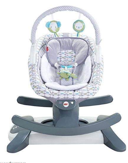 swing vibrating baby seat