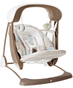 fisher price small baby swing