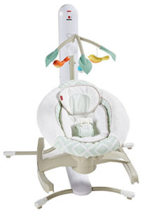 fisher price baby swing n rocker