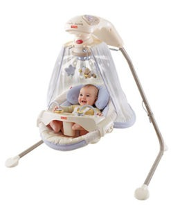 the best baby swing