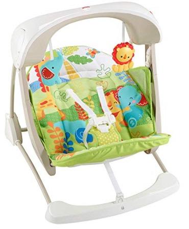 best lightweight baby swing
