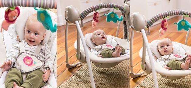 best affordable infant swing