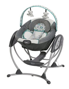 best compact swing for baby