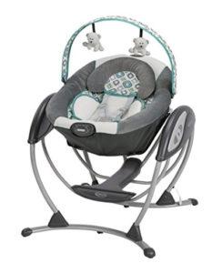large baby swing