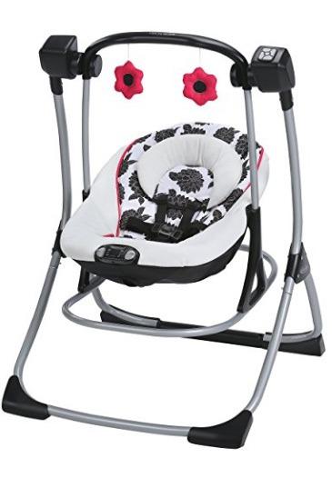 indoor infant toddler swing