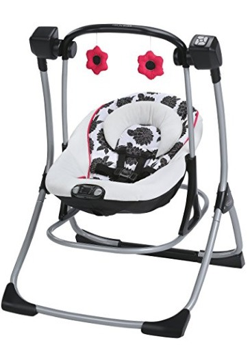 vibrating chair or swing for baby