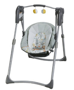 graco infant swing