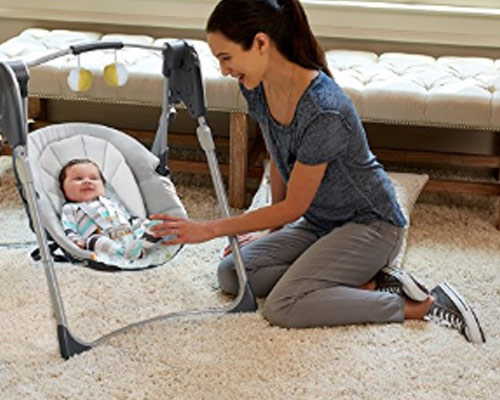 9 Best Graco Baby Swing Reviews & Buying Guides 2020