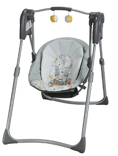 travel size baby swing