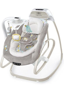 best compact portable baby swing
