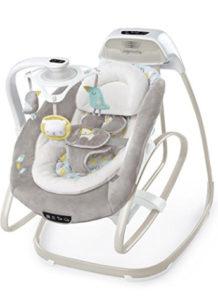 ingenuity inlighten baby swing weight limit