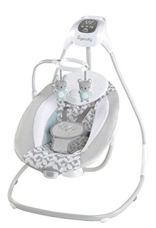 ingenuity baby swing electric