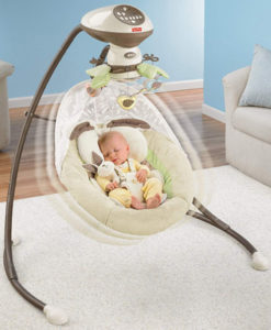 safest infant swings