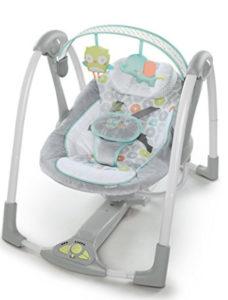portable baby swing ingenuity