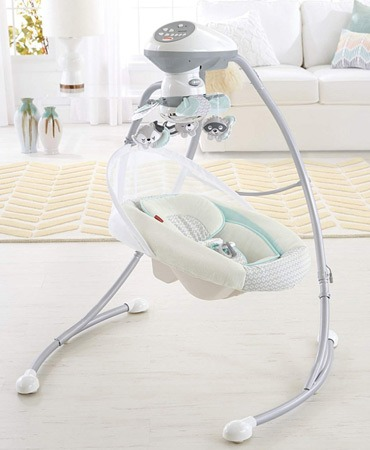 best baby swing ever