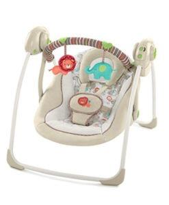 portable baby toddler swing