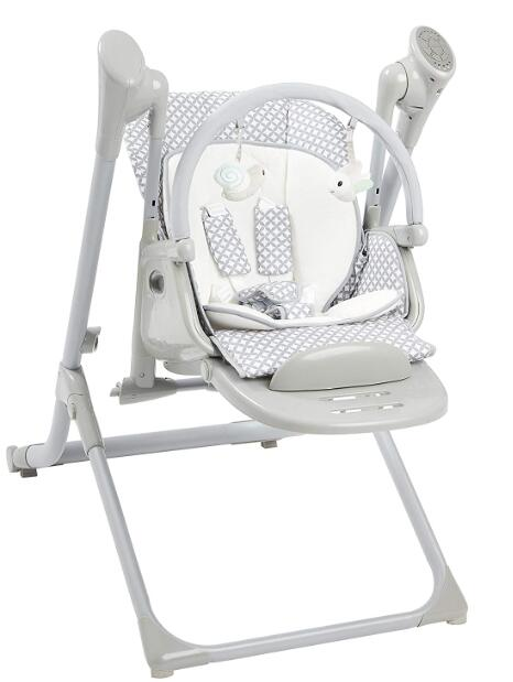 10 Best Plug In Baby Swings With Ac Adapter Reviews Of 2019 Amp Guide