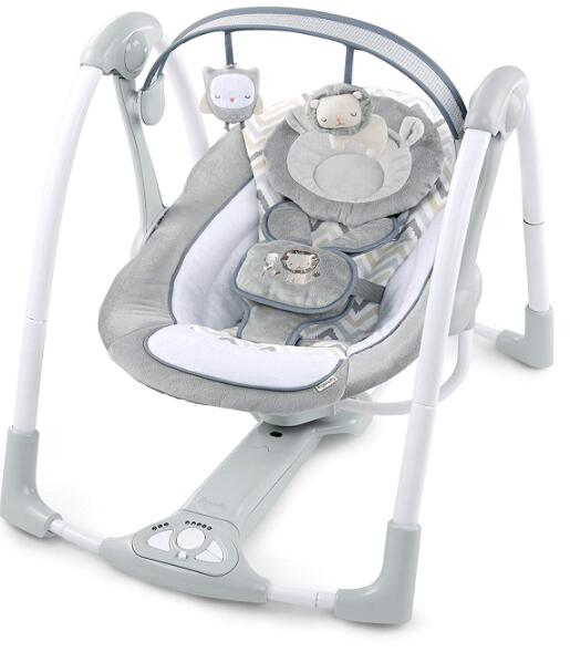 best baby swings that plug in