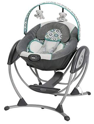 best baby swing plug in