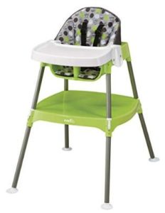 toddler portable high chair