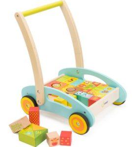 childrens wooden walker