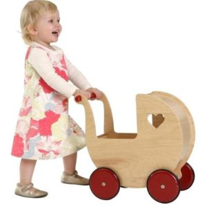 wooden walker for toddlers