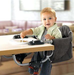 portable booster high chair