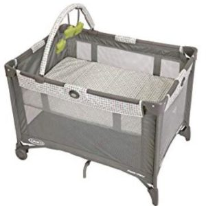 portable rocking bassinet