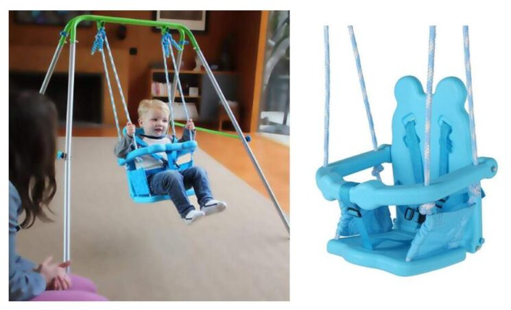 stand alone toddler swing