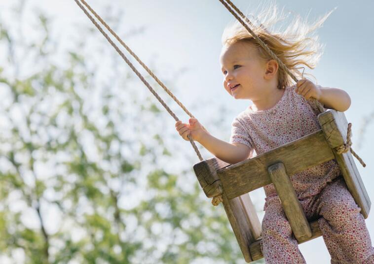 baby toddler swing set
