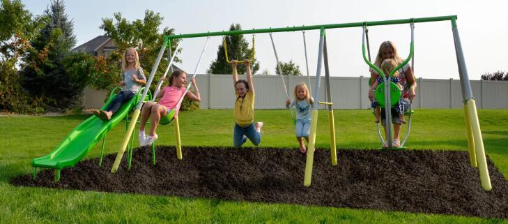 step 2 toddler swing set