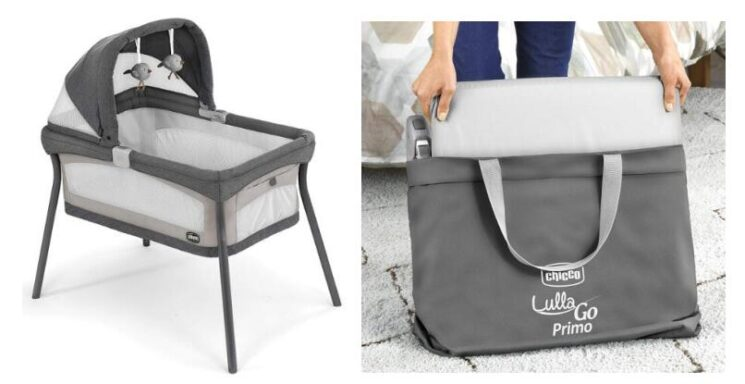 chicco portable bassinets