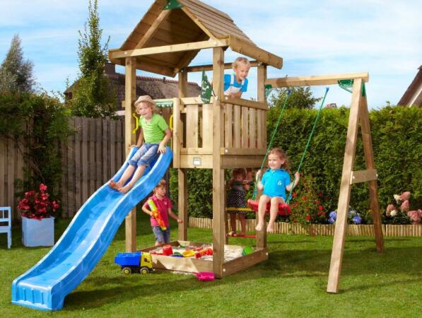 cheap wooden swing sets clearance