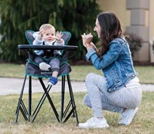 portable fold up high chair