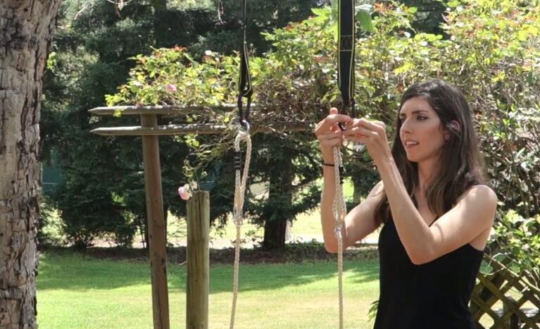 toddler swing set frame