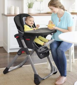 best metal high chair