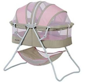 portable infant bassinet