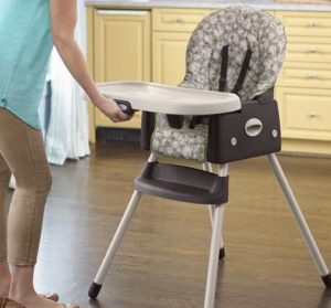 infant portable high chair