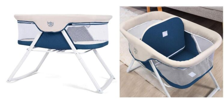 portable crib bassinet