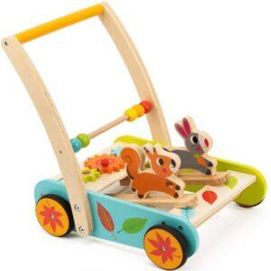 wooden walker for kids