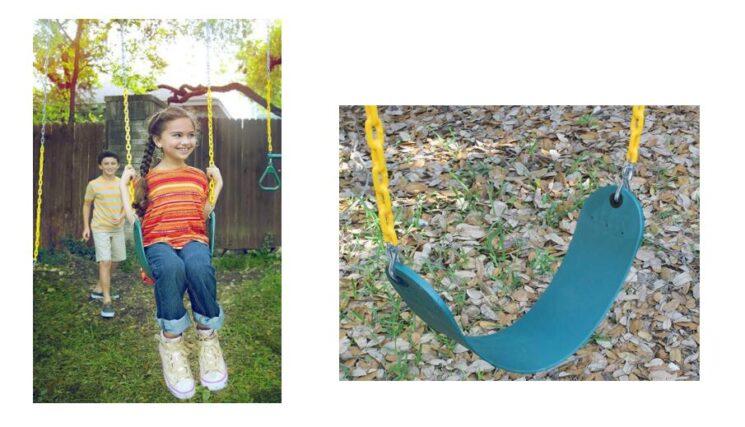 toddler swing sets backyard